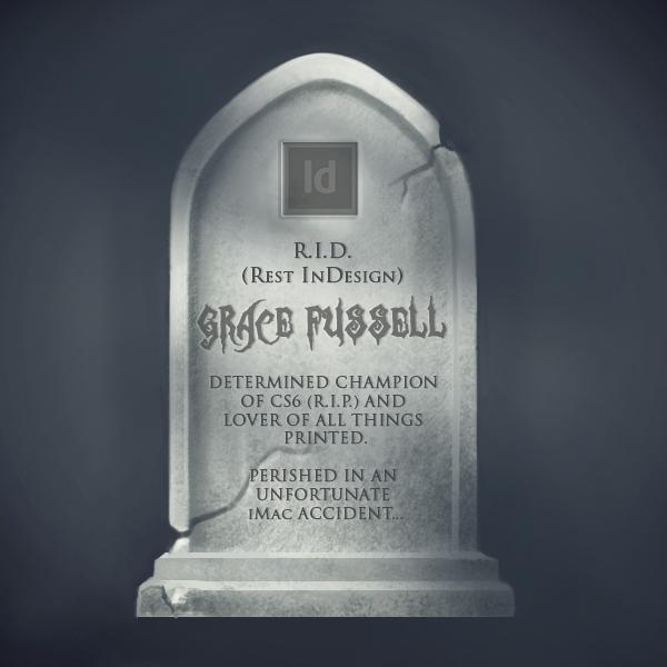 Grace Fussell Gravestone
