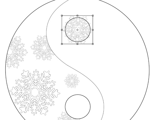 Separate One Snowflake from the Rest