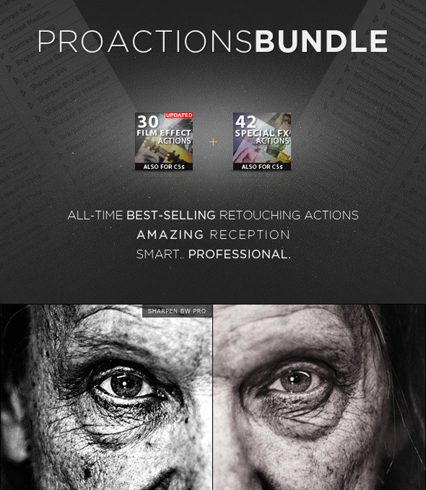 PROActions Bundle - Film  Special Effects