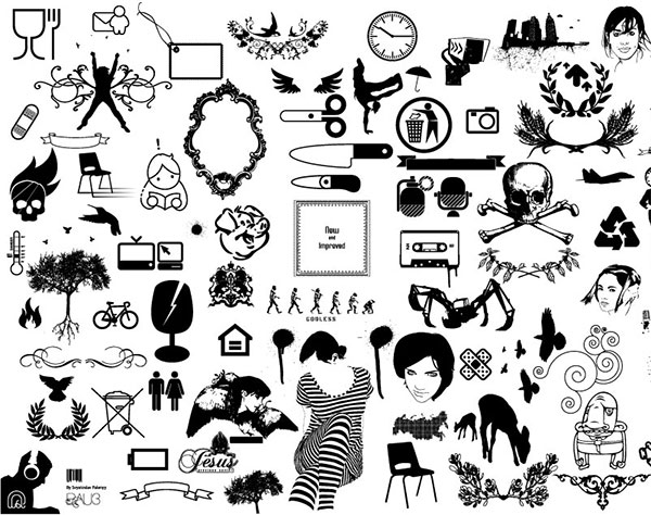 Free Vector Art Graphics from DeviantArt
