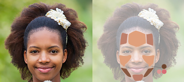 Mapping out Skin Tones in Adobe Photoshop