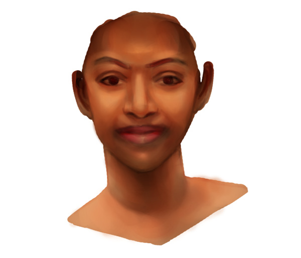 Balance Skin Tone with Layer Blend Modes