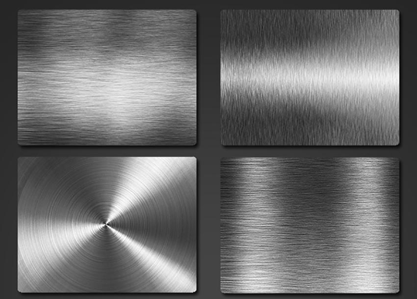 6 High Resolution Metal Textures