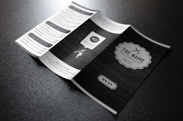 27 Restaurant Menu Templates With Creative Designs