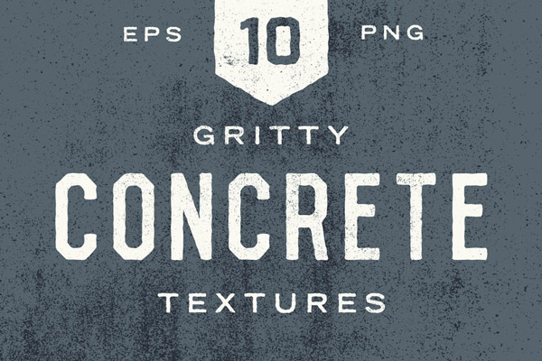 Gritty Concrete Textures