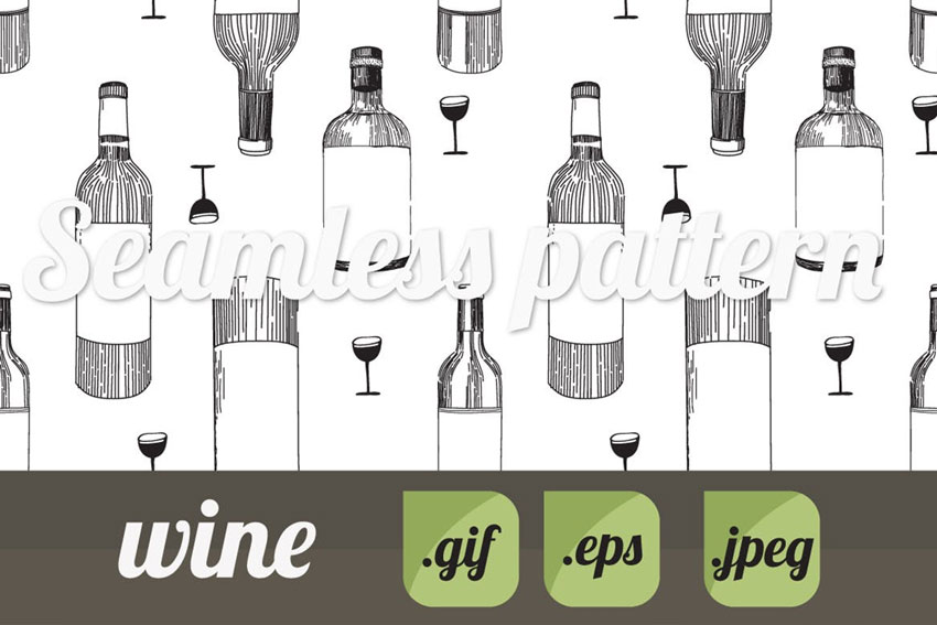 Wine Patterns