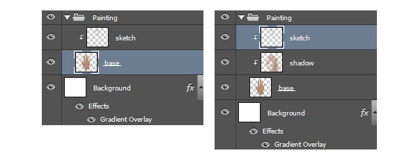 How to Organize Layers for a Digital Painting