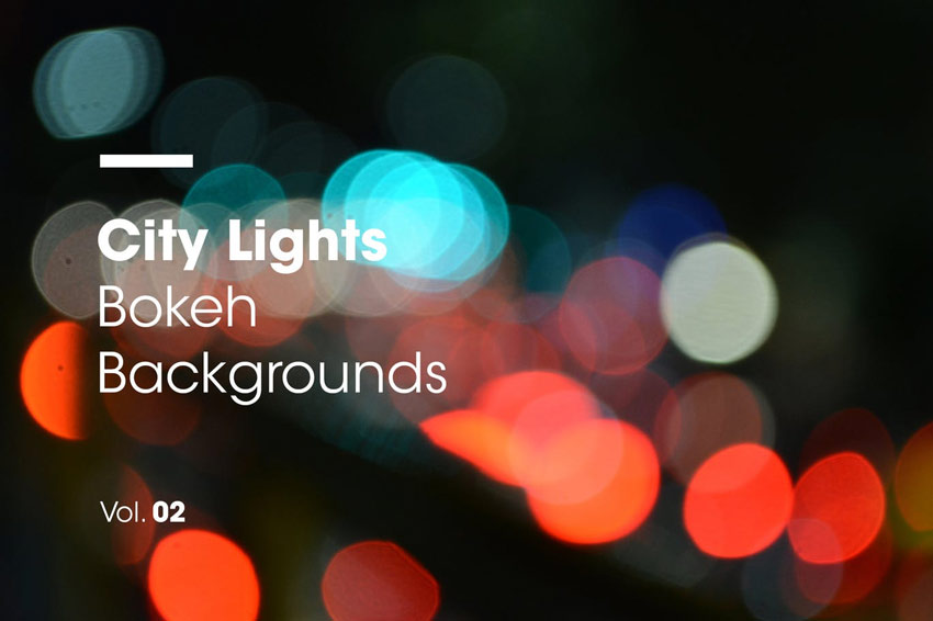 City Lights Backgrounds