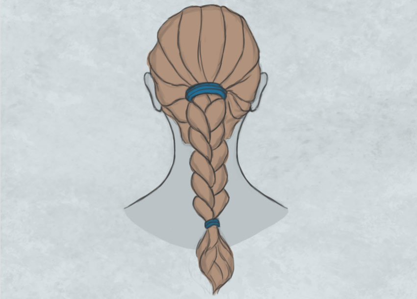 Base Colors for Braid Painting