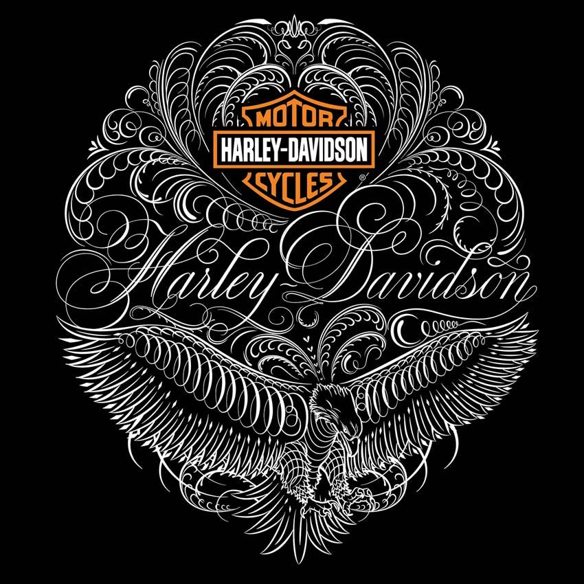 Harley-Davidson Apparel by Bobby Haiqalsyah   International Artist Feature: Australia Bobby4