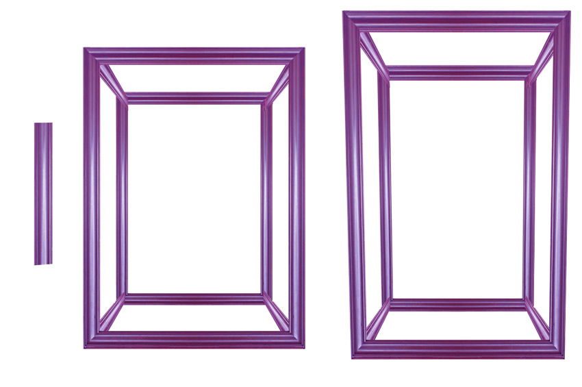 Create and Warp the Box Frame