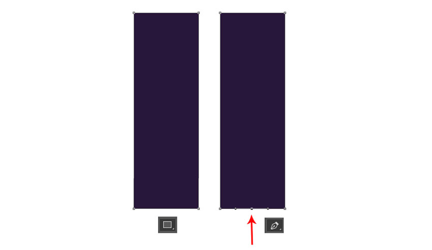 Create a Rectangle for Your Banner