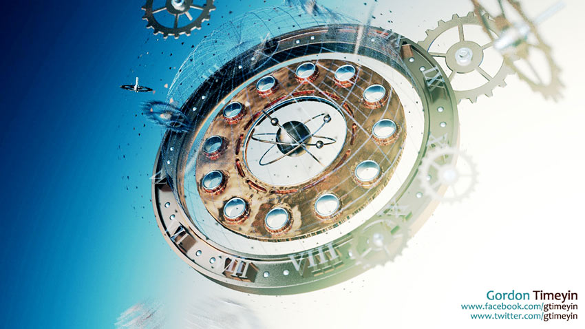 Horology by Timeyin Gordon