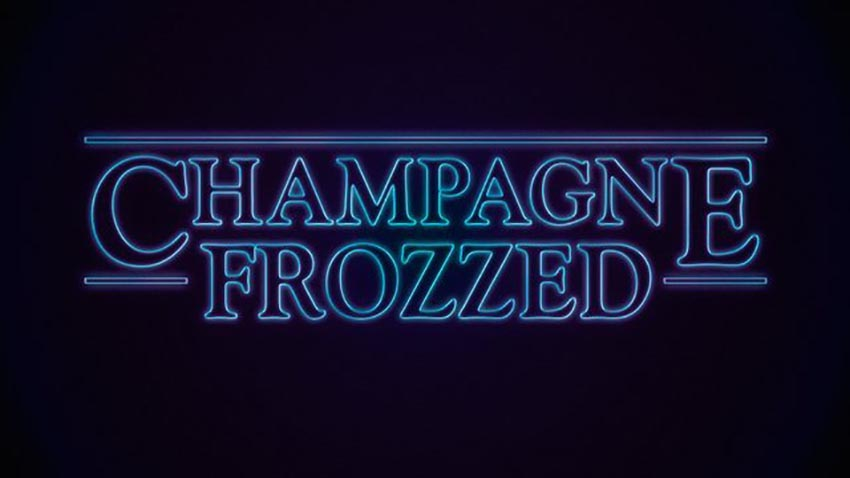 Stranger Things Text Effect by Gustavo Santamaria
