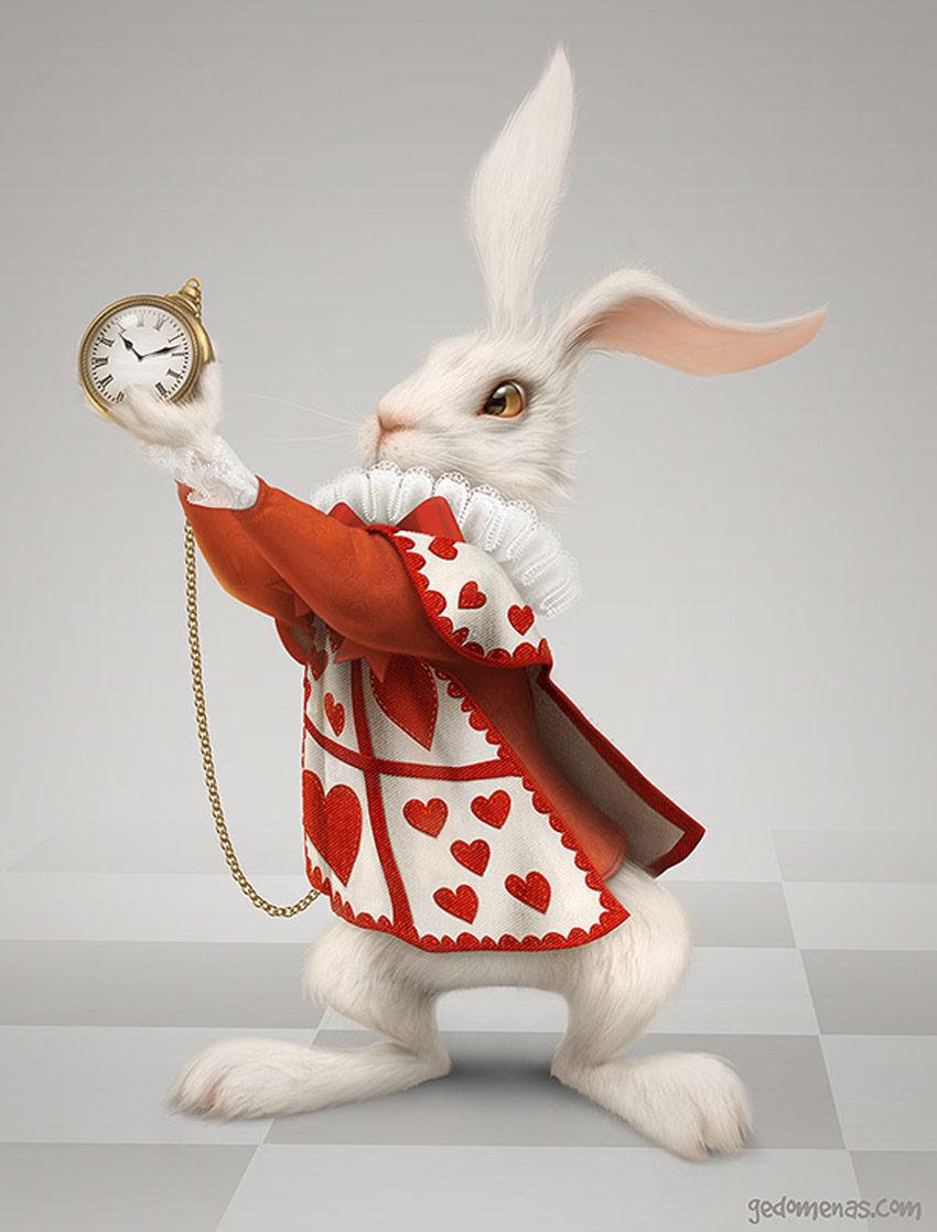 Rabbit by Gediminas Pranckevicius