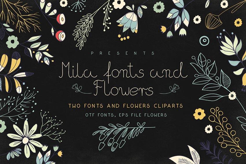 Mila Fonts