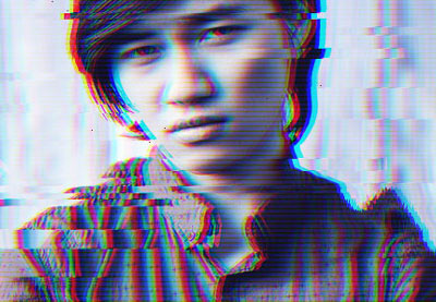 QnA VBage How to Create a Cool Glitch Photo Effect in Adobe Photoshop