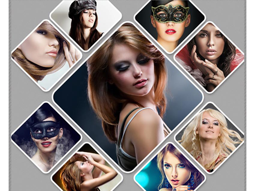 30 best photoshop collage templates collaga photo template vol 4 pronofoot35fo Images
