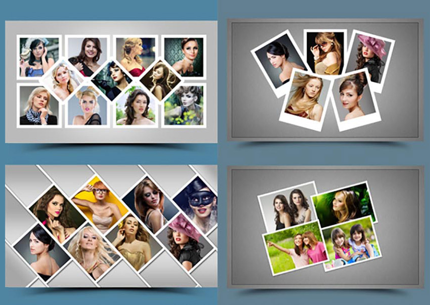 Collaga Photo Template Bundle 2