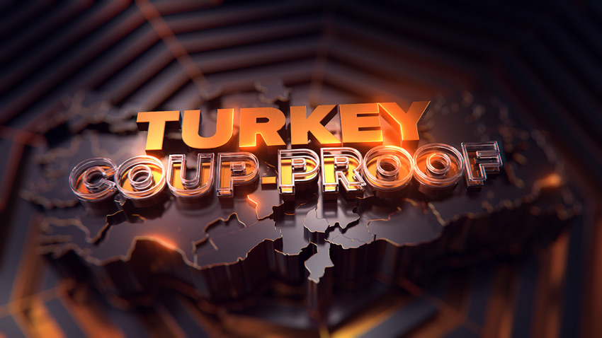 Turkey Coup-Proof by Muhammad Naveed