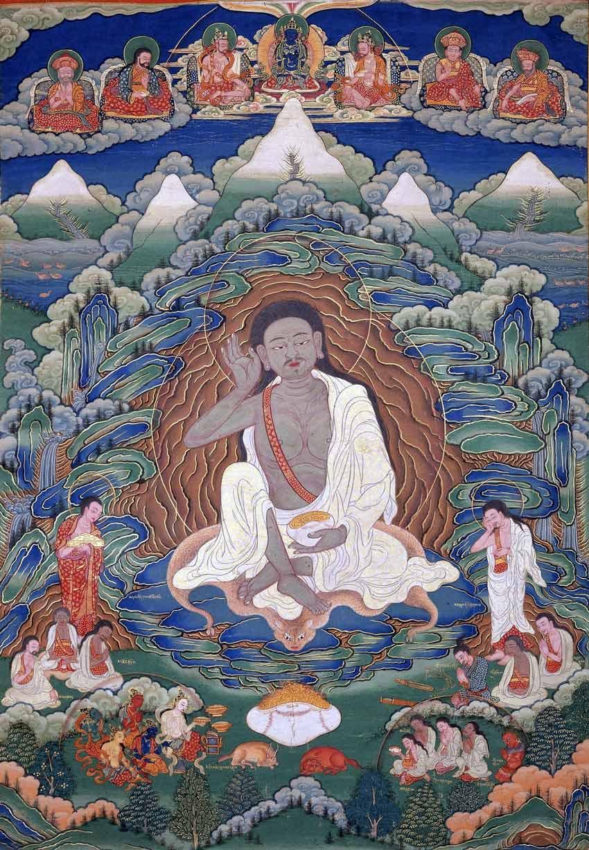 Bhutanese Thangka Painting