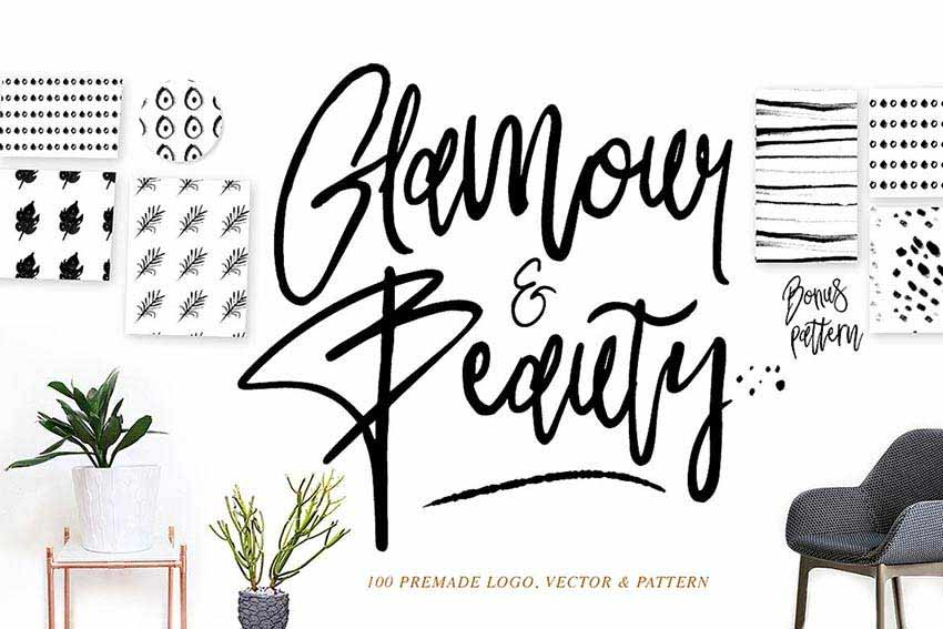 Glamour Font