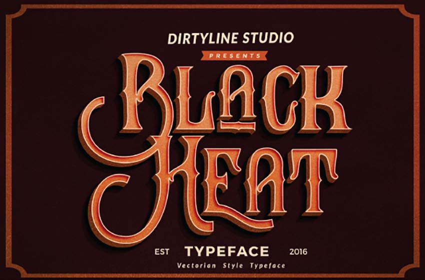 50 Epic Tattoo Fonts