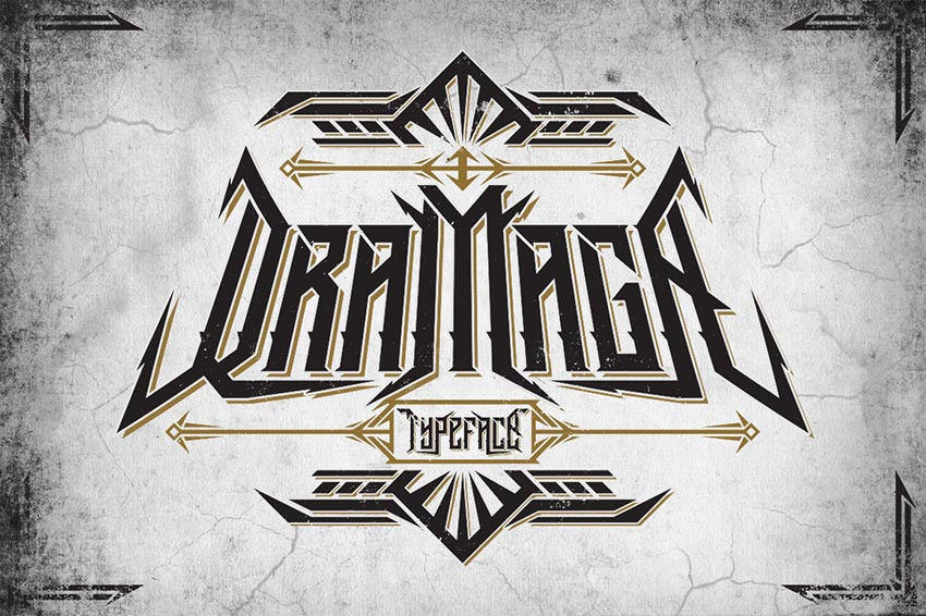 Get Inked With 50 Insanely Epic Tattoo Fonts