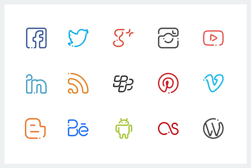 Significon Social Media Icons