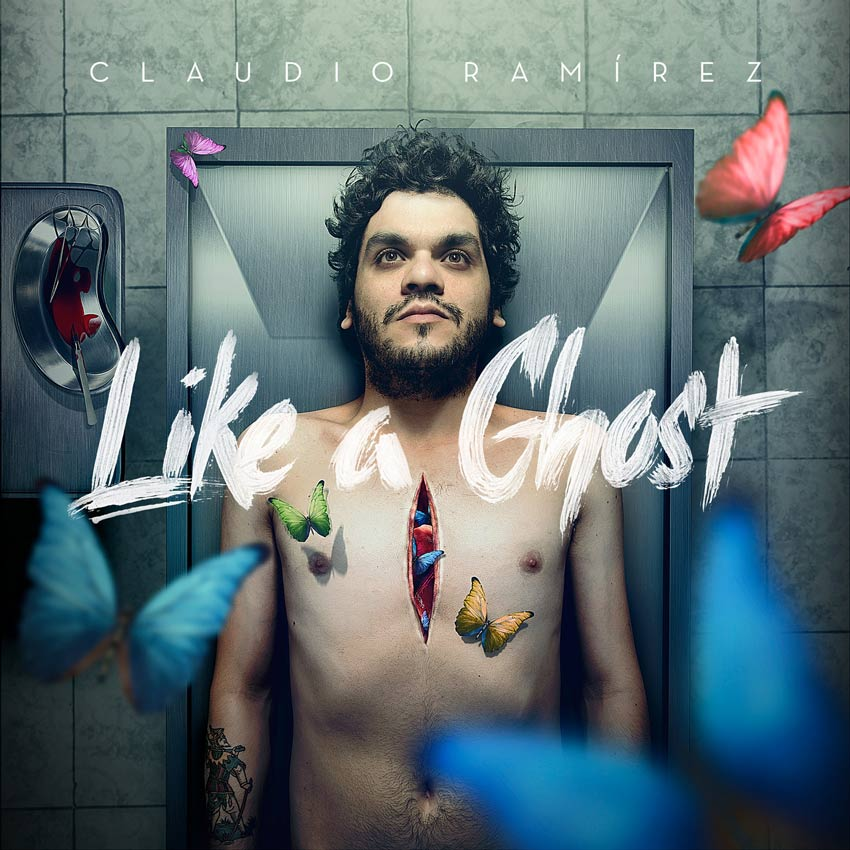 Like a Ghost Design by Marcelo Moya Ochoa