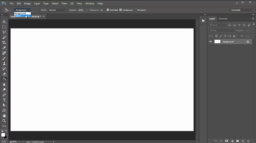 Photoshop in 60 Seconds: How to Install and Use Patterns
