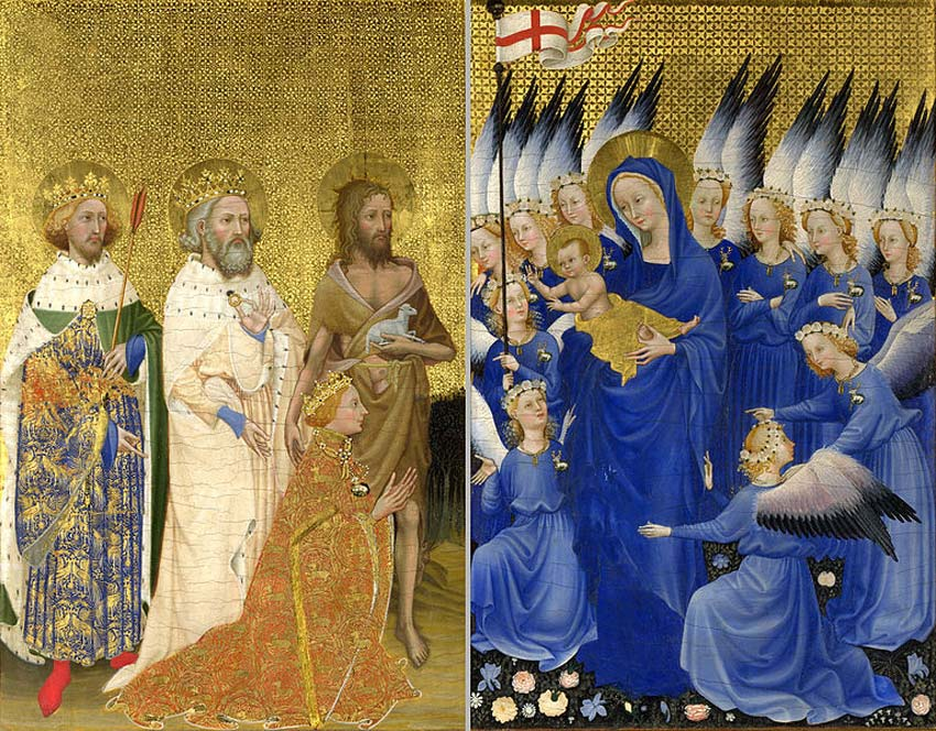 Paintings from The Middle Ages