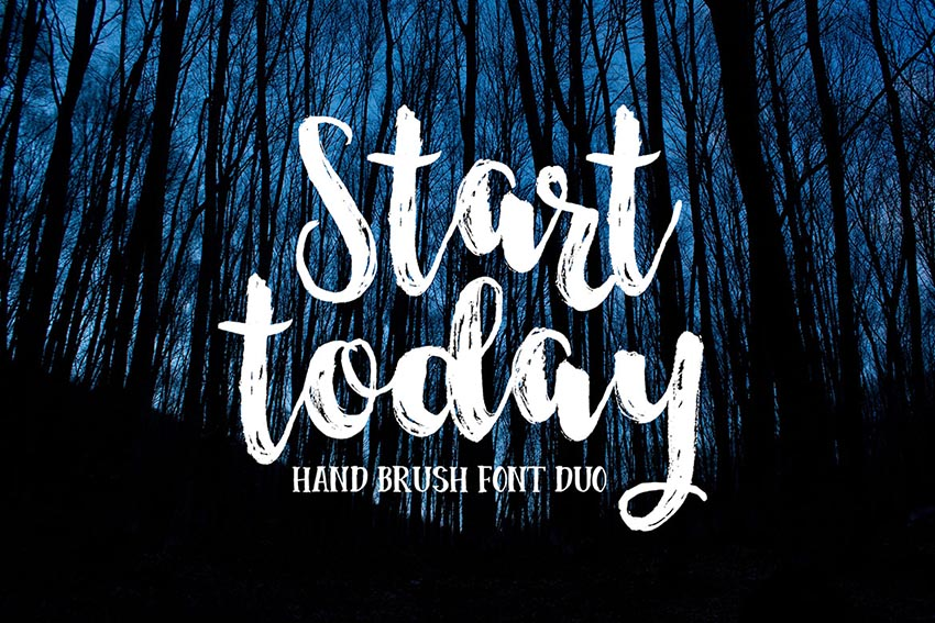 Start Today Script