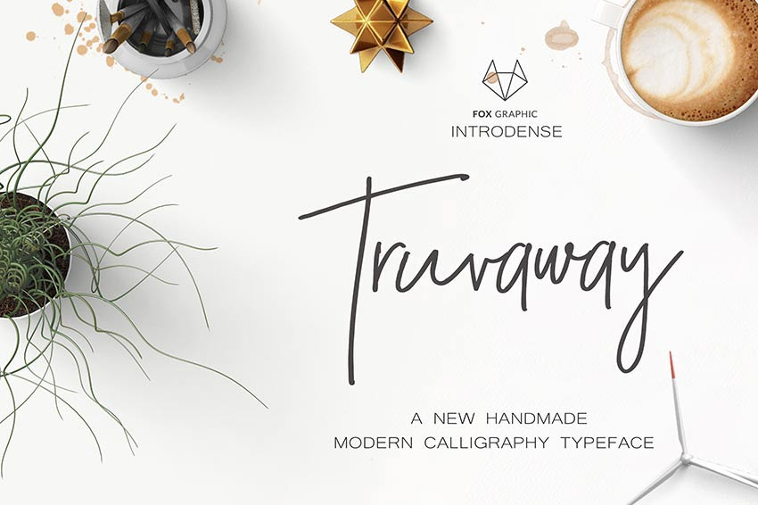 30 Best Stylish Cursive Fonts - ThemeKeeper com