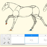 Horse Animation TUtorial by Monika Zagrobelna