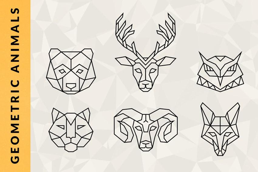 Las 25 Mejores Plantillas Para Logos Con Animales