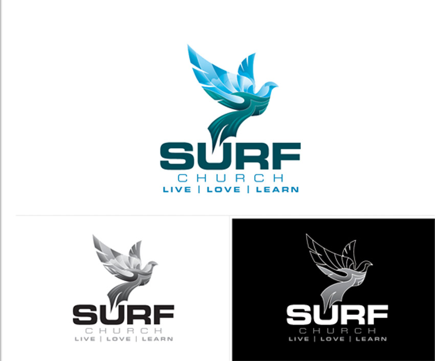 Surf Church Logo