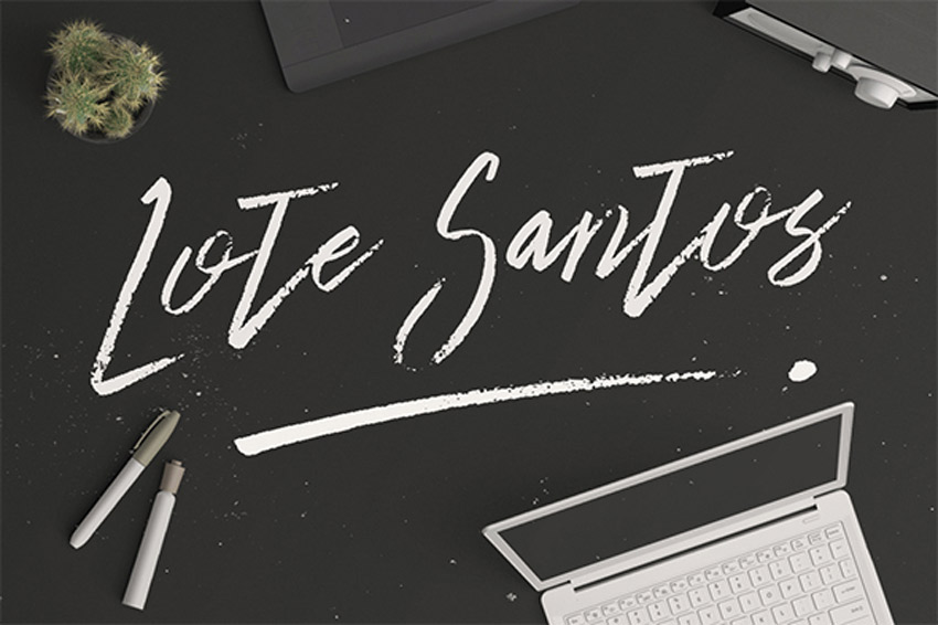 30 Best Handwritten Fonts