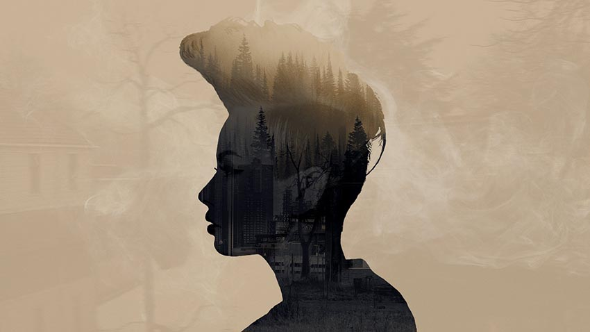 Double Exposure Adobe Photoshop Tutorial
