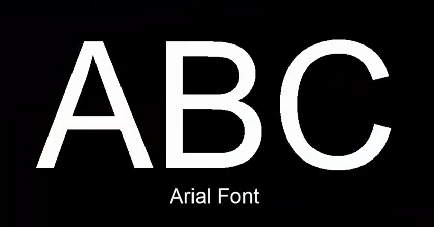 Design in 60 Seconds: Serif vs. Sans Serif Fonts