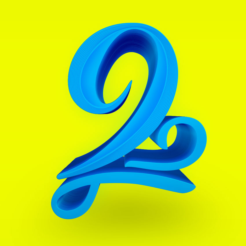 36 Days of Type by Jean Carlos