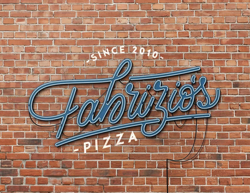 Fabrizios Pizza by Rafa Miguel