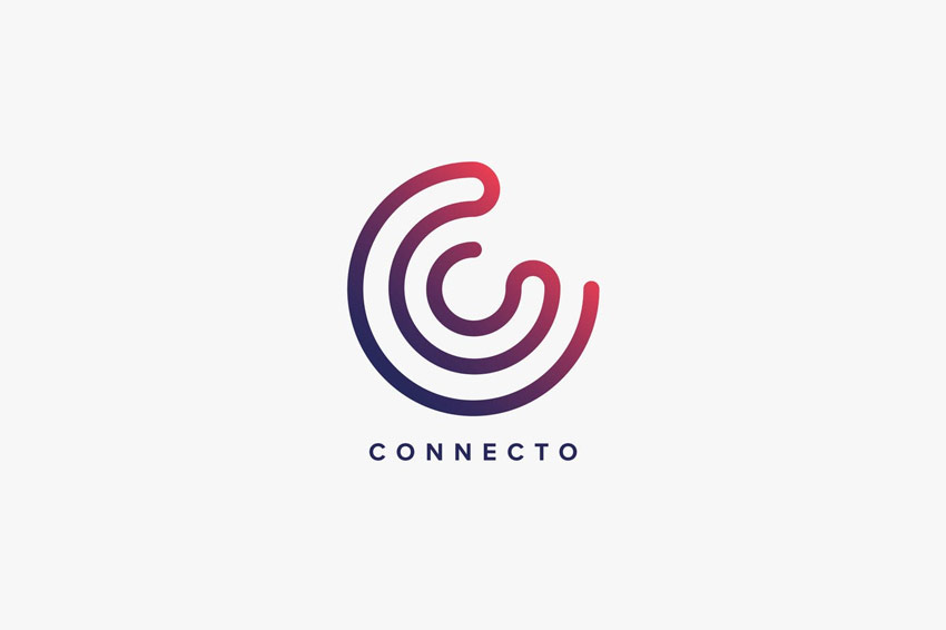 Connecto Logo Template