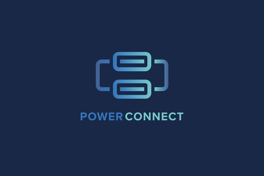 Power Connect Logo Template