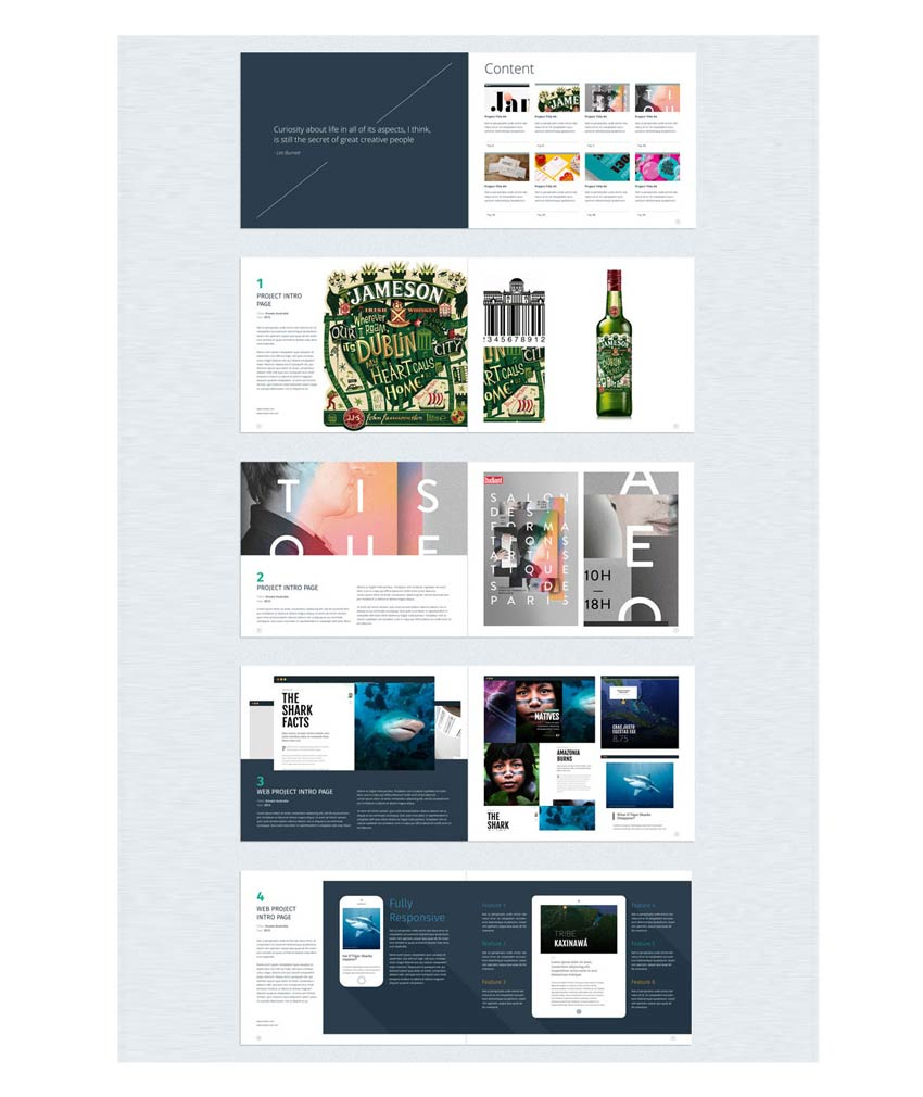 50 Indesign Templates Every Designer Should Own