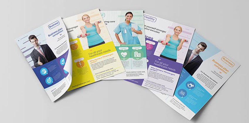 Multipurpose Corporate - Flyer Template 02