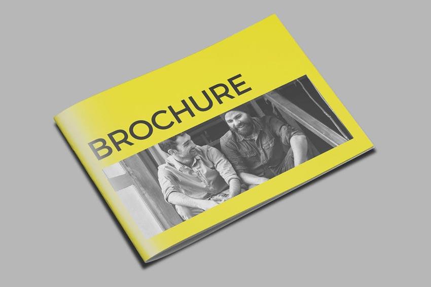 Simple Business Brochure