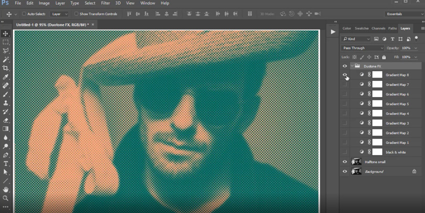 How to Apply a Halftone Effect to Your Images With a Photoshop Action