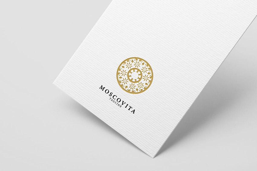 Moscovita Crest Logo
