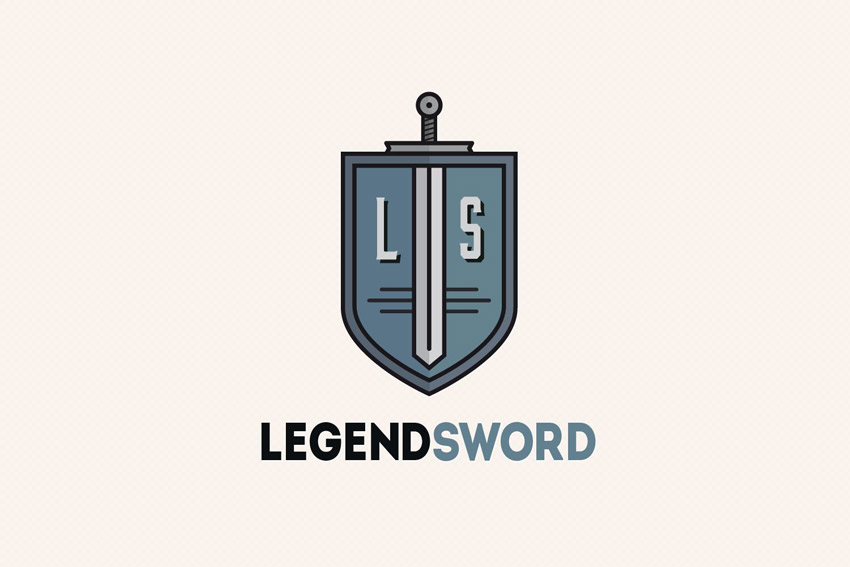 Legend Sword Logo